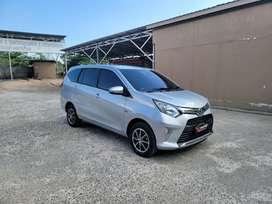 Toyota calya G MT tahuan 2019