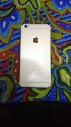 I Phone 6 Plus 128 Gb Gold Colour