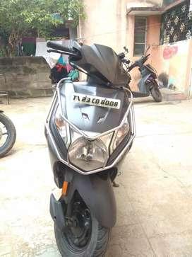 Honda Dio Black