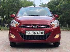Hyundai i10 Asta 1.2 Automatic Kappa2 with Sunroof, 2014, Petrol