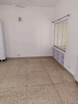 Park & East facing 1200sft ground floor 4rooms kitchen toliet bathroom