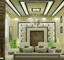False Ceiling Design Buy Foroxy Interiors And With Construction