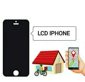 GANTI LCD IPHONE DEPOK HOME SERVICE