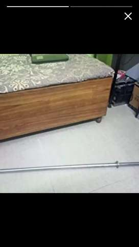 New 6 Ft Barbell Rod