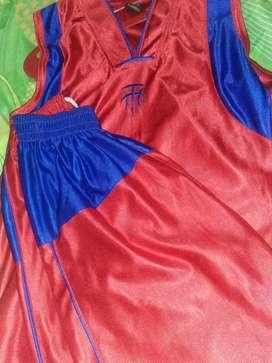 Baju Basket.Bisa dipakai oleh Cewek atau Cowok