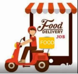 We are urgent hiring for food delivery boy biker and cyclist Kolkata