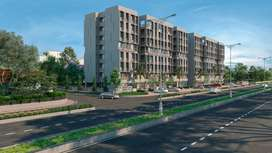 2 BHK Luxurious Apartments and Shops