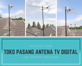 Agen Top Servis Pasang Baru Antena Tv Paket Antena Tv Biar Jernih