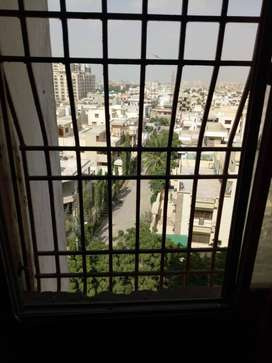 2 Bed Drawing Dinning Flat For Sale In Karachi...