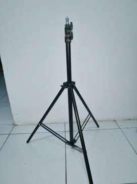 Tripod 2 Meter Fullset Multifungsi 3 Section Utk Hp, Kamera / Lighting