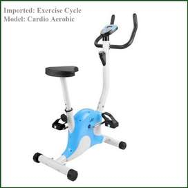 Aerobic Training Cycle, Gym Exercise Bike, Don't wait to lose weight.