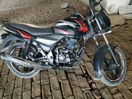 Well maintained bike Discover 110cc