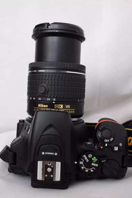 Nikon dD 56,00 double lens bill back