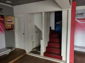 Main Road touch 4-road corner  first floor showroom  for sale /rent.