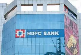 HDFC BANK HIRING FRESHER AND EXPERIENCE CANDIDATE