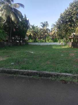 Punkunnam 14.5cents residential land 50m From mainroad, Thrissur