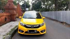 Honda brio E cvt  2019