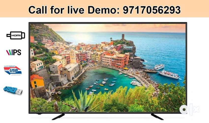 "Imported 40"" Full HD Led Tv With 1yr Onsite Warranty 0"