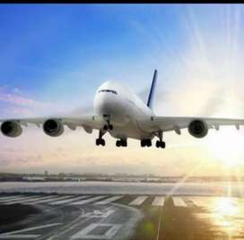 HIRING 10TH PASS CANDADTE OFFER AIRLINES JOB ONLY FRESHERS