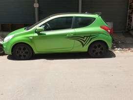 Hyundai i20 2Door imported from Dubai.