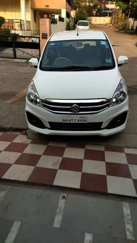 Maruti Suzuki Ertiga 2016 Diesel hybrid in showroom condition