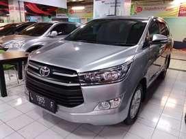 Toyota Kijang Innova Reborn G Bensin Matic 2016 Kilometer Rendah