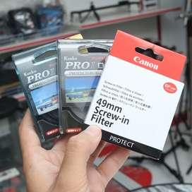 Filter UV Lensa Kamera