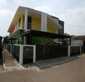Kost sewa kontrak guest house eksklusif MRB