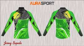 JERSEY SEPEDA FULL PRINT