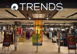 Showroom executive For Reliance Trends