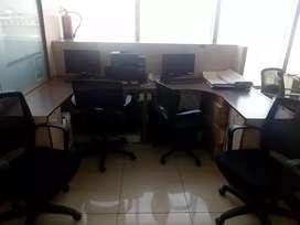 fully furnished office in vaishali nagar Jaipur