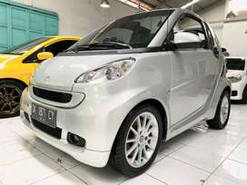 Smart Fortwo Silver Cabriolet 2011