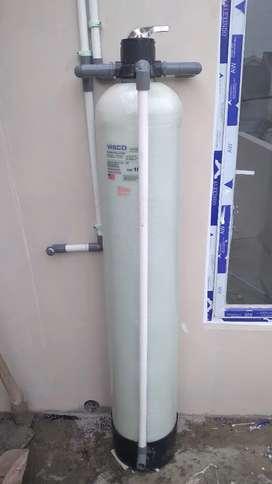 tabung penjernih air manual otomatis