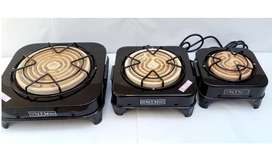 Electric Stove Heat Hot Plate Chullah Cooker No Gas