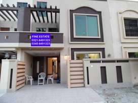 5 Marla Brand New House with Gas For Rent in Bahria Town Lahore
