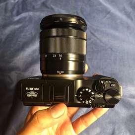 Fujifilm X-M1 murah meriah kualitas yahud!