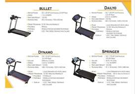 All new collection of treadmill by manufacturer in hosur location