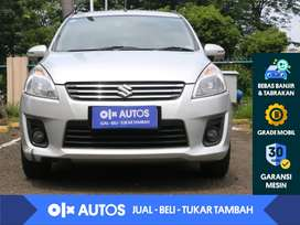 [OLX Autos] Suzuki Ertiga 1.4 GL A/T 2014 Abu - Abu