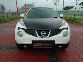 Nissan Juke RX 2012 ISTIMEWA Record