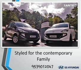 Hyundai Santro 2020
