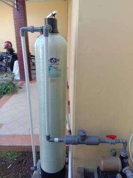 Jual Filter Penjernih Air Keruh, Kotor, dan Berbau NICO FILTER
