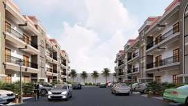2 BHK FLAT READY TO MOVE in Mohali airport road