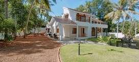 Kuravankonam, 4+1 BHK posh bungalow house for rent, 38000 /- rent