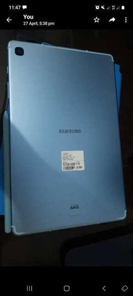 Samsung Tab s6 lite 128gb blue