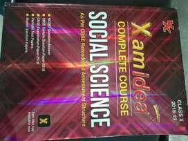 Class 10th xam idea social science