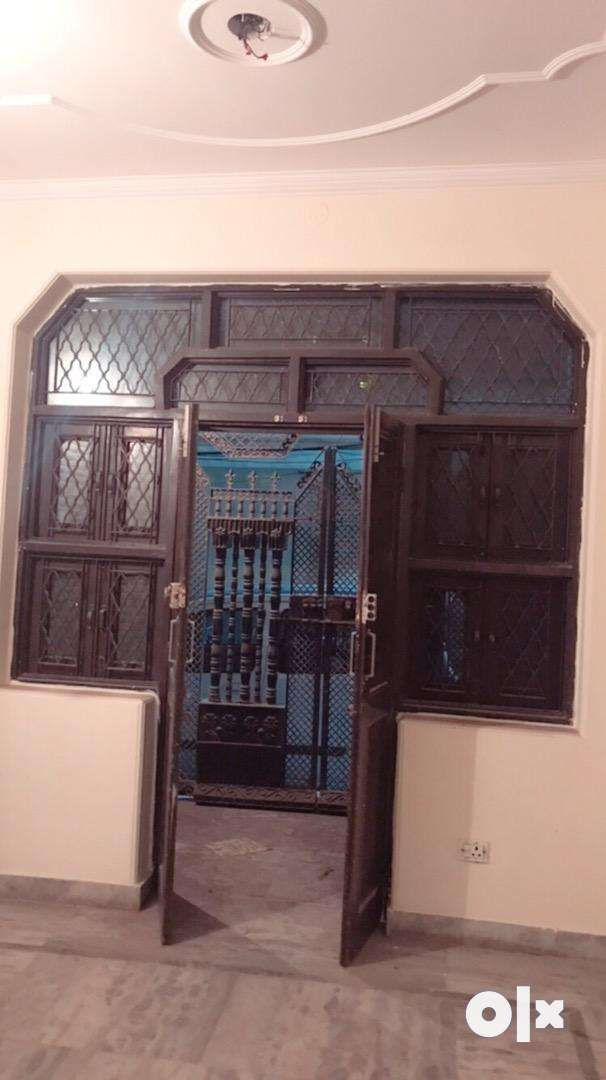 Wooden Frame with Door 0