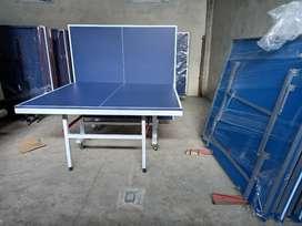 Meja pingpong & tenis meja roda besar cakram