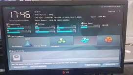 PC gaming rakitan i5  gen 3  Ram 4gb 1tb  nvidia geforce gt 710