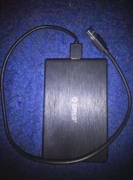Hardisk Eksternal Samsung 500GB Case Orico