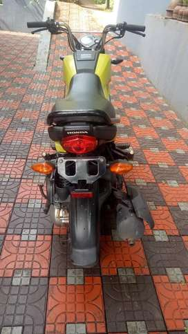good condition only 4000km drive